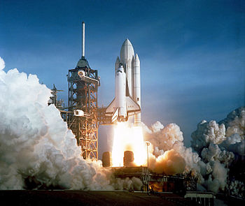 Edited version of Image:Space Shuttle Columbia...