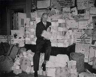 Postmaster General James A. Farley During Nati...