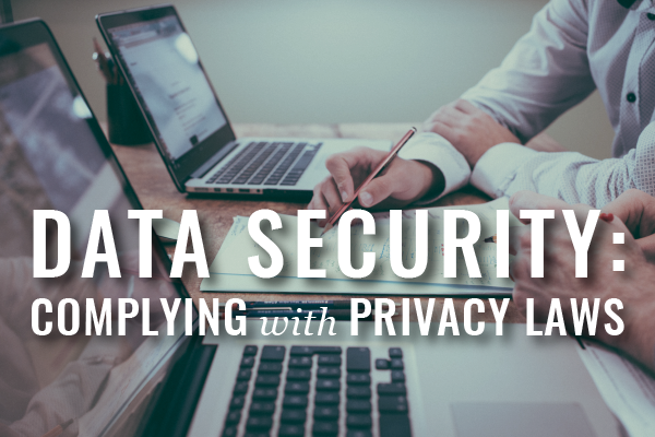Secure Your Data: Part 1, An Update On The Massachusetts Data Privacy Laws