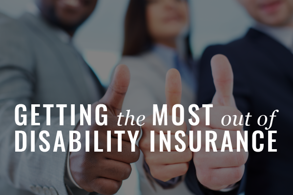 Guest Post: 5 Tips For Getting The Most Out Of Disability Insurance