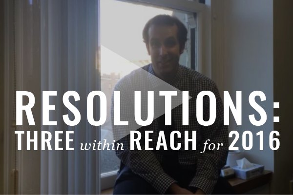 Thirds: Reachable New Year's Resolutions For Lawyers [Video]