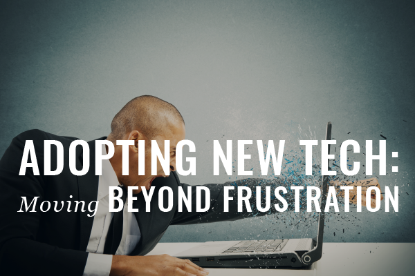 Technophile Or Technophobe? Don't Let One Bad Day Ruin It For Everyone Else