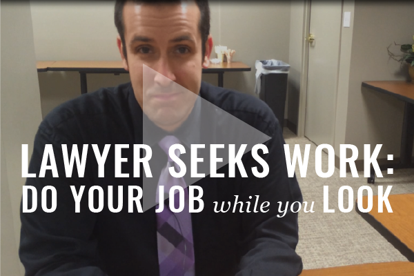 Do Your Job: Filling Out Your Experience While Looking For Work [Video]