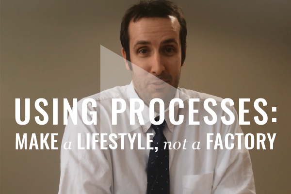 Factoring Out The Factory: Process Is NOT A Dirty Word [Video]