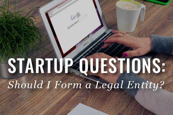 Entity Selection For Law Practice Startups