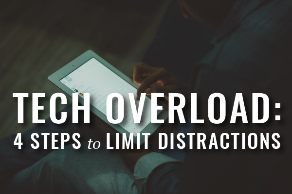 How Lawyers Can Limit Tech Overload In 4 Steps