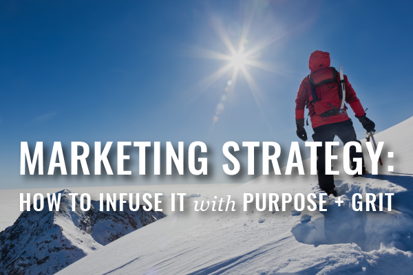 Marketing With Purpose