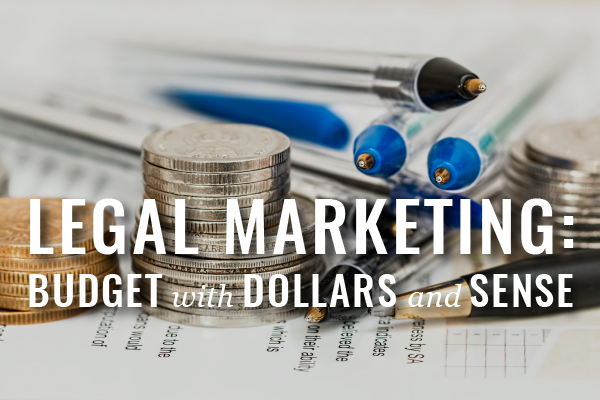 Legal Marketing Budget