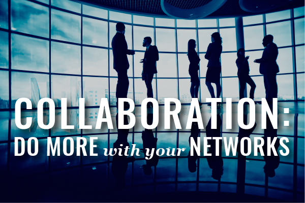 Developing And Collaborating With Networks For Better Law Practice