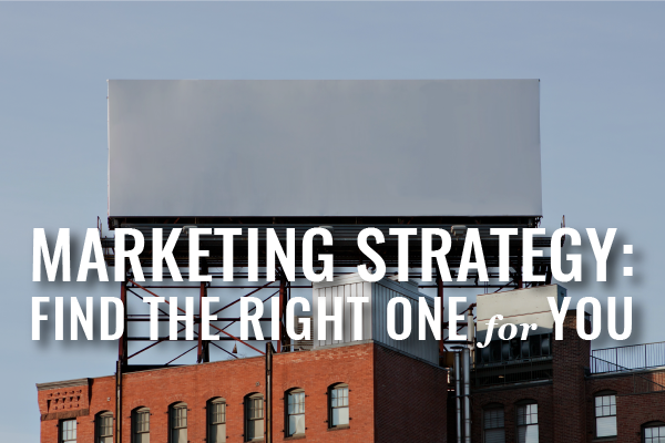 Law Practice Marketing Strategies