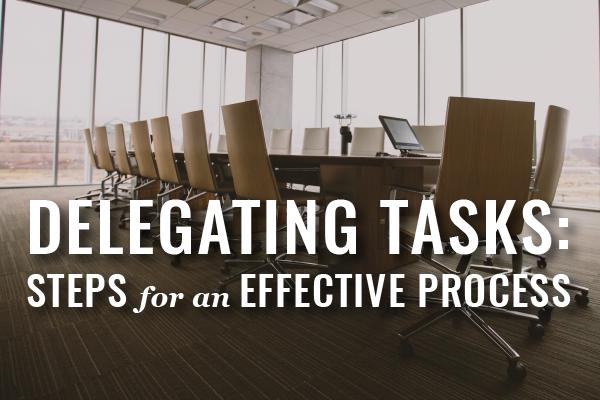 Delegating Tasks Webinars For Busy Lawyers