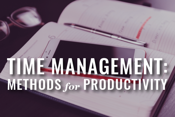 Personal Productivity + Time Management For Lawyers [Guest Post]