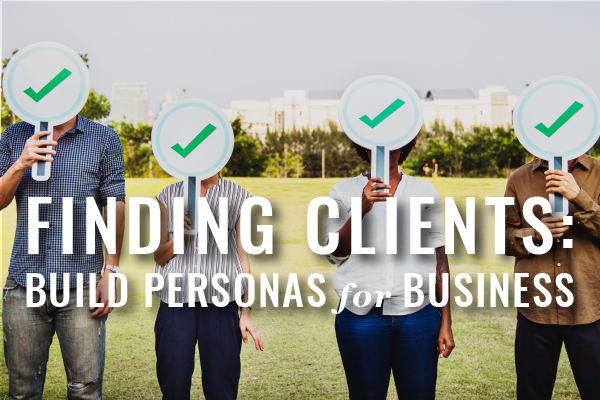 Lawyers Build Client Personas Marketing