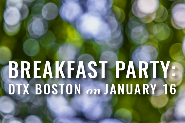 Your Invitation To Our January 16th Breakfast Gathering!