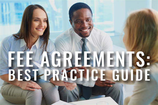 Fee Agreement Best Practices For Lawyers