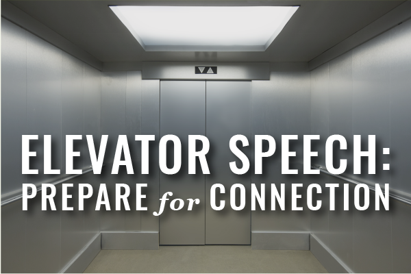 Elevator Speech For Lawyers