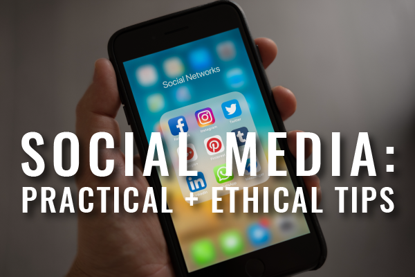 Social Media For Lawyers: Practical + Ethical Tips [Webinar]