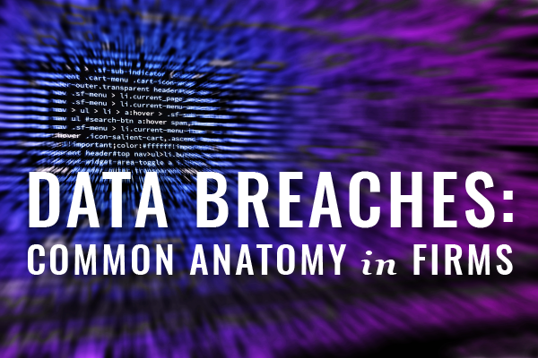 Law Firm Data Breach Anatomy