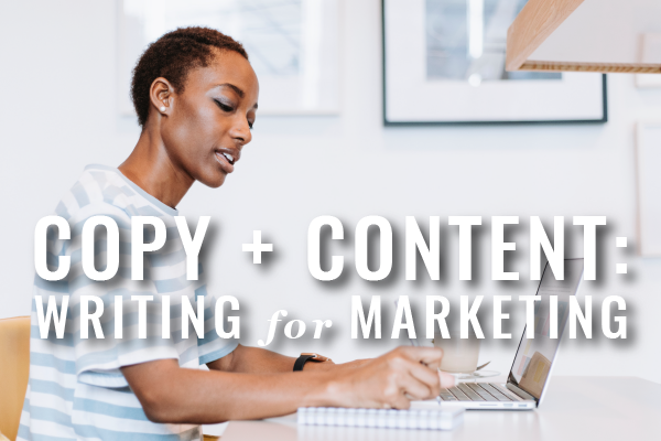 Creating Effective Copy + Content To Promote Your Law Practice [Webinar]