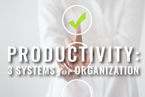 Getting Business Done: Putting Productivity To Work In Law Practice [Webinar]