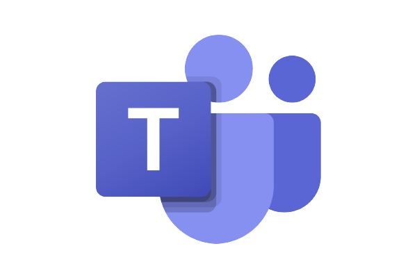 An Image Of The Microsoft Teams Logo, Made Of A Purple Square With A T And 2 User Icon Shapes